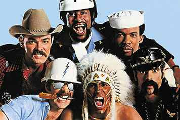 "Village People, sucesso com o hit ""YMCA"""