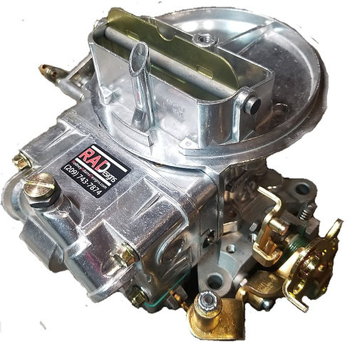 RAD 2 Barrel Carburetors