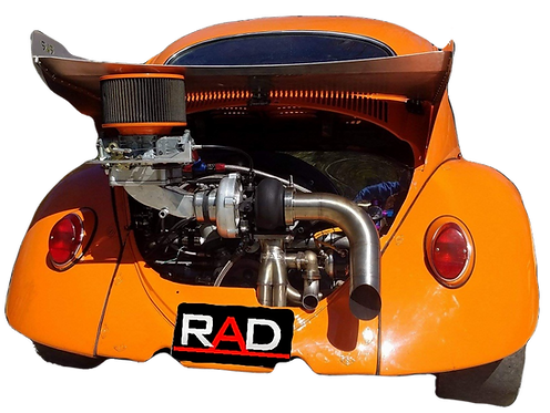 "RAD Draw Through ""Starter"" Turbo kit (DIY)"