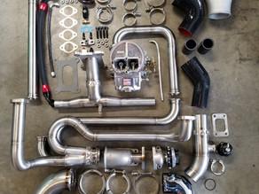 RAD 2 barrel turbo kit w/ X-2860 turbo!