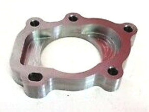 New T25 5 bolt downpipe flanges! USA made!
