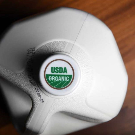 The Deception of Organic Dairy
