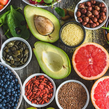 Eating to Boost Immunity