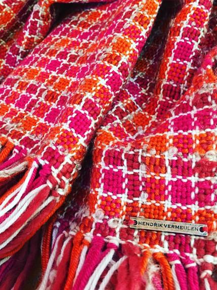 Hendrik Vermeulen shawl