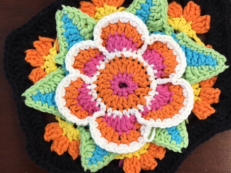 Crochet Class With Jessica  Tuesday 6-8 PM