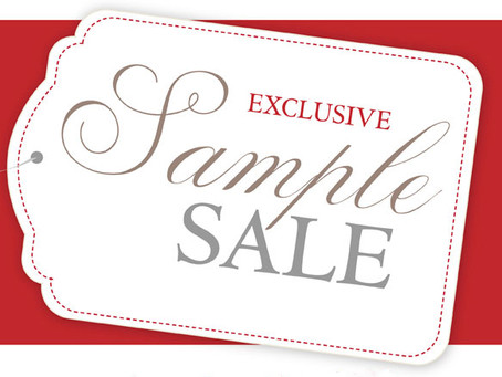Sample Sale at Knit Schtick!!!
