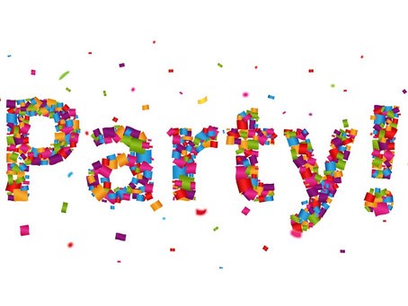 Big Knit/Crochet New Years Party for Knit Schtick PARTY HARDY on Sat Jan. 4, 2020 8:30-11:30 AM
