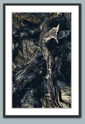 """Dark Magic 20x30"""" acrylic box frame (51x76cm)"""