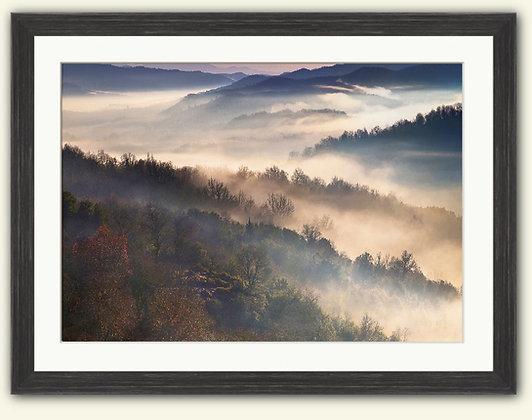 These Magic Moments framed fine art print 30x22''