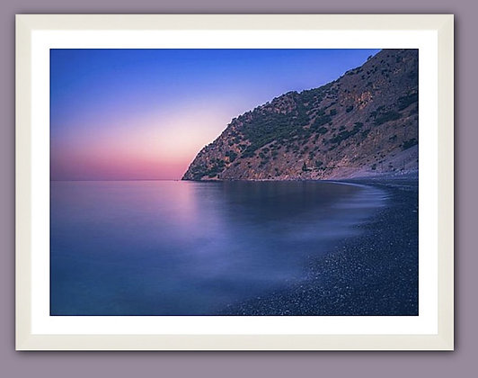 Morning Silence fine art print 40''x30''