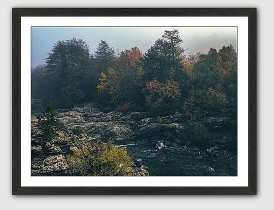 River Pass fine art print 40''x30''