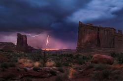 Stormy Twilight