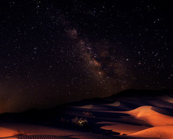 A night in Mars