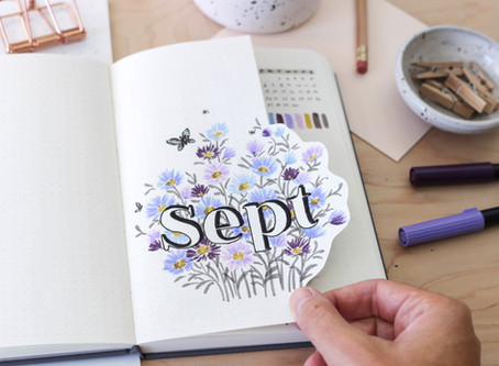 September Plan With Me