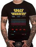 camisetas arcade videojuegos