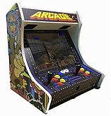 bartop arcade videojuegos