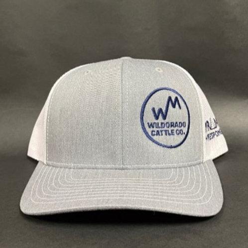 New WCC Light Gray Cap