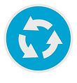 circular-arrow-icon-flat-style-vector-19