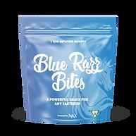Blue Razz Bites