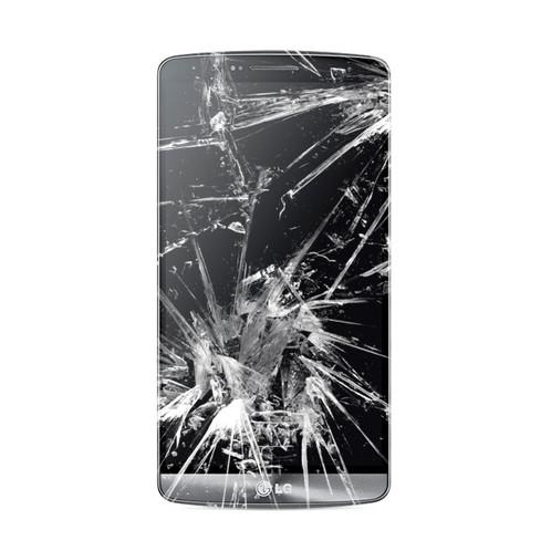 LG G3 Cracked Screen Repair
