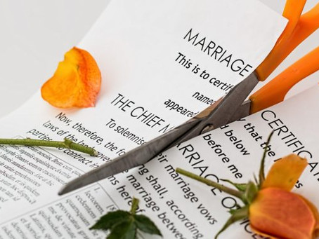 Did You Know?: Divorce in Washington, D.C.