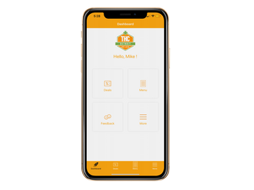 THC Detroit iOS App