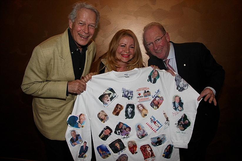 International CelebrityT-Shirt Relay