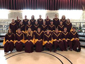 Chamber Choir 2018