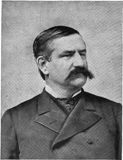 Capt George E. Lemon (post war)