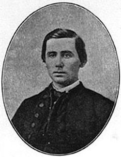 Chaplain Ezra D. Simons