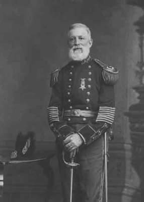 Capt Harry Haskell