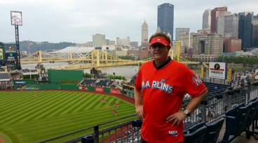 Life is Good When you're Marlins Man