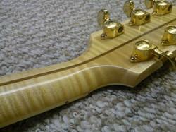Gibson J200 headstock repair