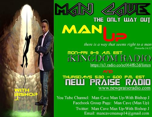Man Cave Flyer-August 2019-2  (iKingdom