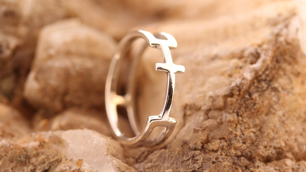 Cross Cage Ring