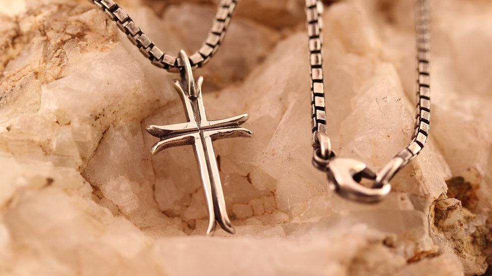 Gothic Cross Chain