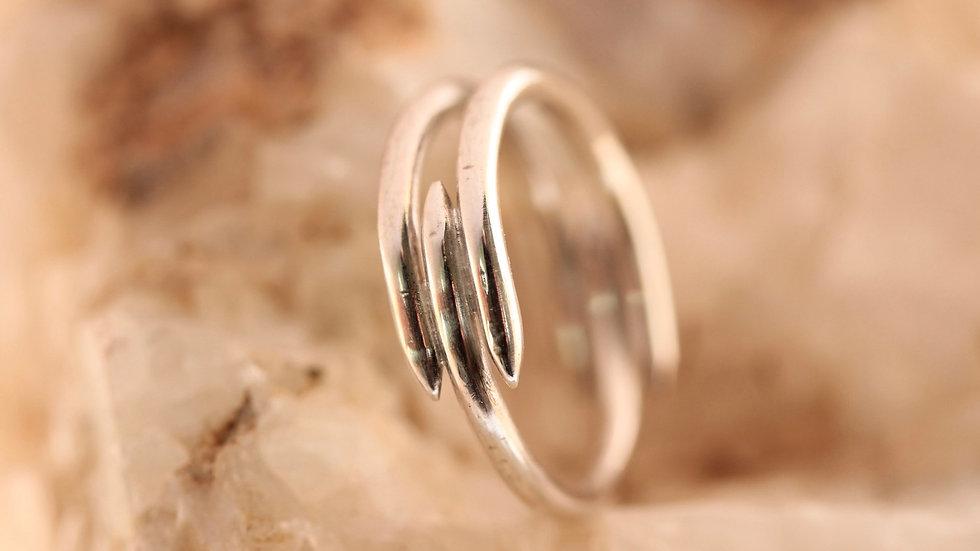 Triple Arc Ring