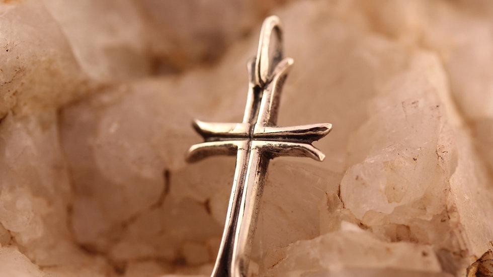 Gothic Cross Anhänger