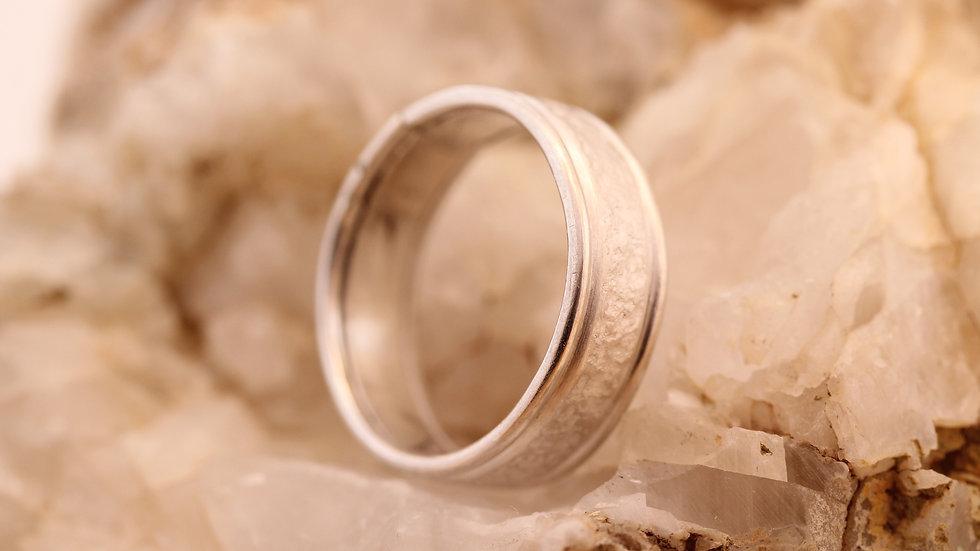Acix Ring aus Silber