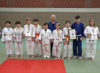 Judo-Nikolausturnier in Tarp
