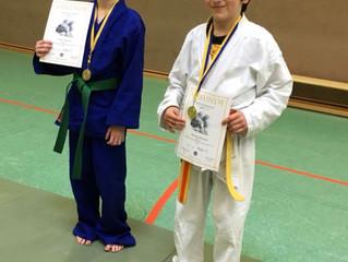 2 Judo-Bezirksmeister