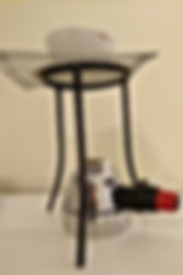 Bunsen Burner, Tripod and Evaporating Basin