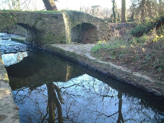 Stonebow Ancient Bridge Loughborough
