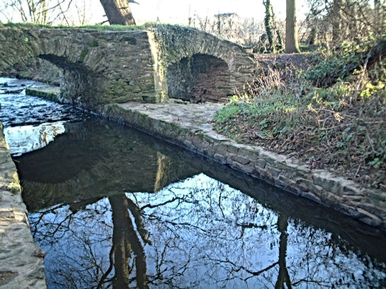 Stonebow Ancient Bridge Loughborough