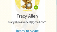 No need to limit yourself to a local science tutor if you Skype.