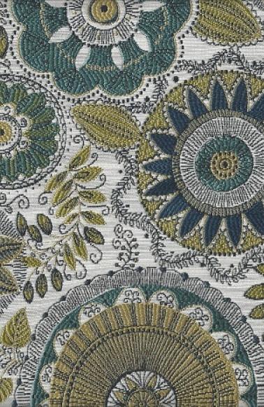 New Turquoise Pinwheels