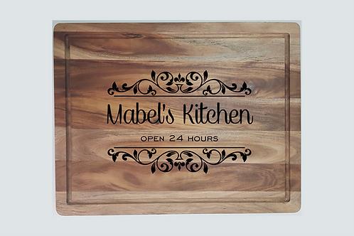 Bread Board - Mabel's Kitchen