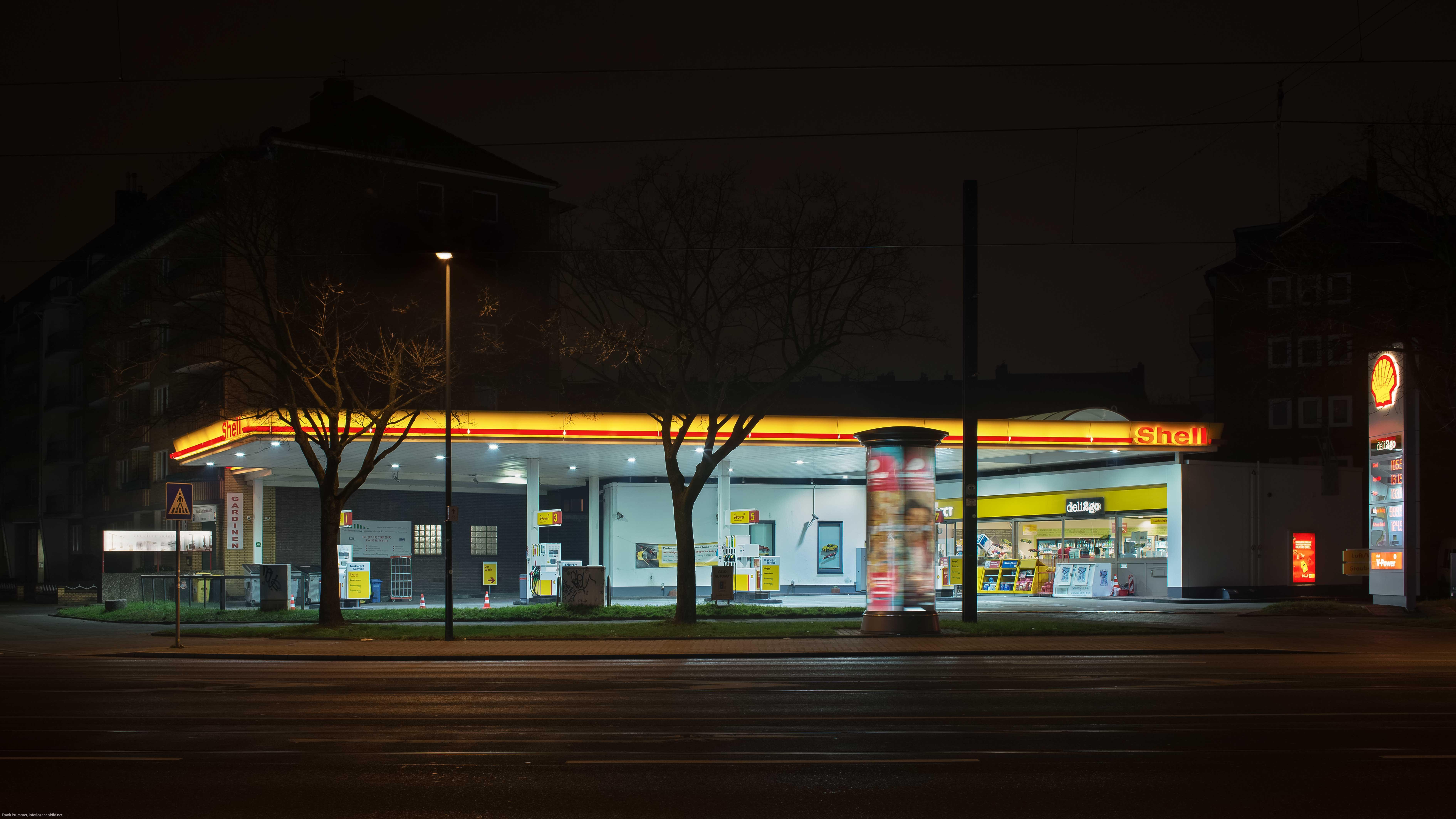 Shell Düsseldorf