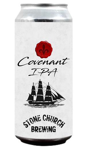 Stone Church Brewing Covenant IPA