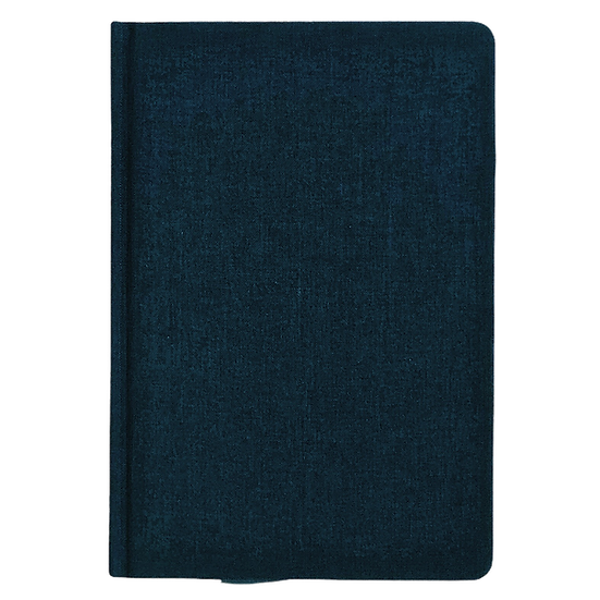 Dotted Linen Notebook/ Sketchbook